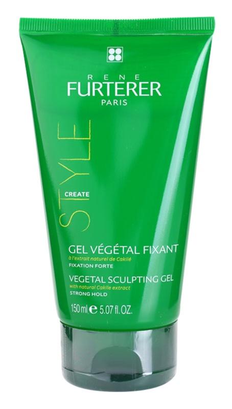 Rene Furterer Style Create gel vegetal fijación fuerte fijación fuerte