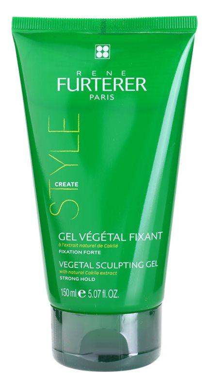 Rene Furterer Style Create rostlinný tvarující gel silné zpevnění
