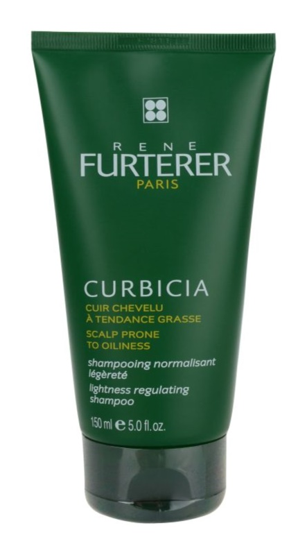 Rene Furterer Curbicia čisticí šampon pro mastné vlasy