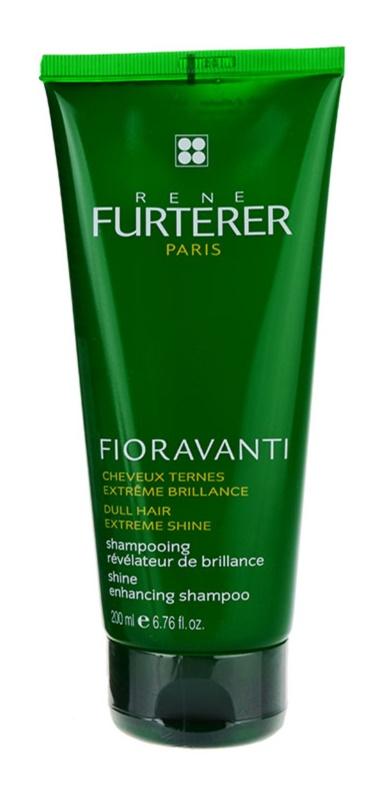 Rene Furterer Fioravanti sampon a magas fényért