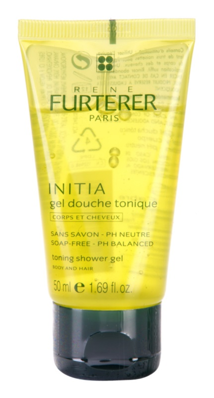 Rene Furterer Initia гель для душу для тіла та волосся