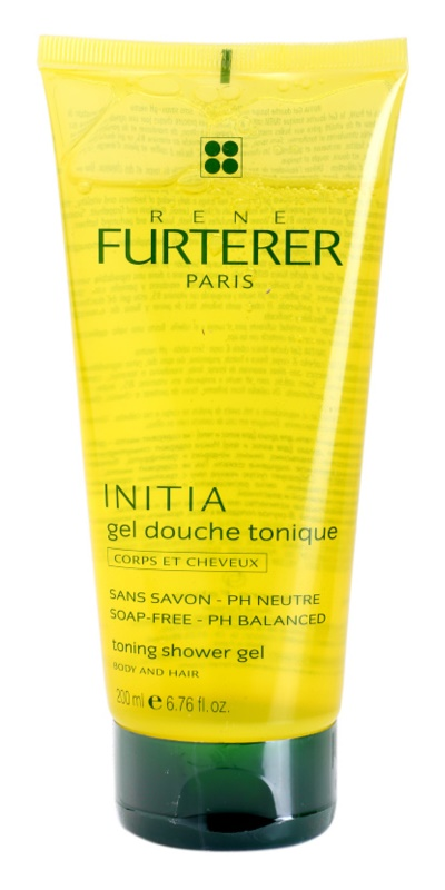 Rene Furterer Initia Shower Gel For Body And Hair