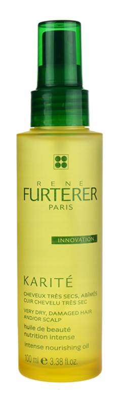 Rene Furterer Karité olej pre suché a poškodené vlasy