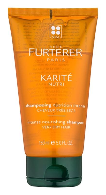 Rene Furterer Karité Shampoo mit ernährender Wirkung für trockenes und beschädigtes Haar