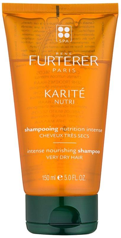 Rene Furterer Karité vyživujúci šampón pre suché a poškodené vlasy
