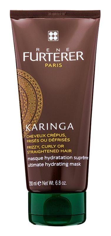 Rene Furterer Karinga vlažilna maska za valovite lase