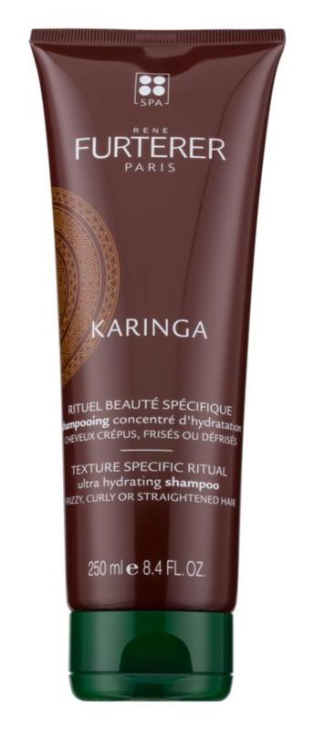 Rene Furterer Karinga hydratační šampon pro vlnité a kudrnaté vlasy