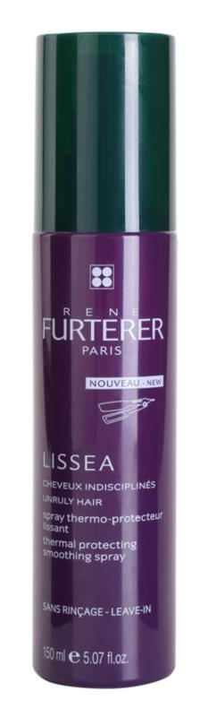 Rene Furterer Lissea kisimító spray a hajformázáshoz, melyhez magas hőfokot használunk