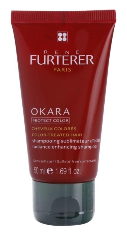 Rene Furterer Okara Protect Color šampon za barvane lase