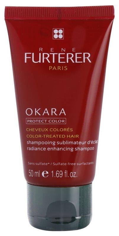 Rene Furterer Okara Protect Color Shampoo Für Gefärbtes Haar