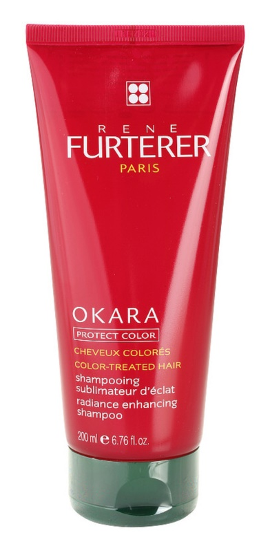 Rene Furterer Okara Protect Color shampoo per capelli tinti