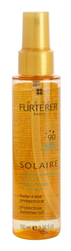 Rene Furterer Solaire ulei protector pentru parul deteriorat de efectele solare , clor si sare