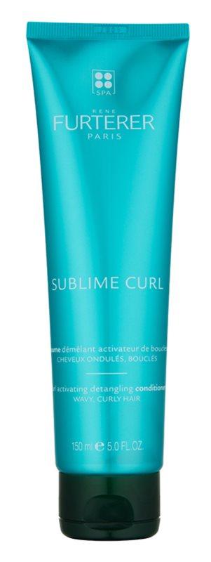 Rene Furterer Sublime Curl Curl Activating Detangling Conditioner