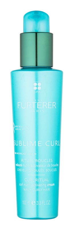 Rene Furterer Sublime Curl грижа без отмиване за чуплива коса