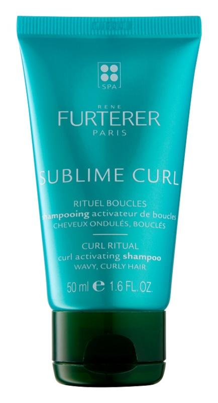 Rene Furterer Sublime Curl šampon za podporo naravnih valov