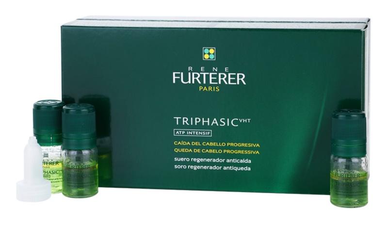 Rene Furterer Triphasic vht+ tratamiento regenerador anticaída del cabello