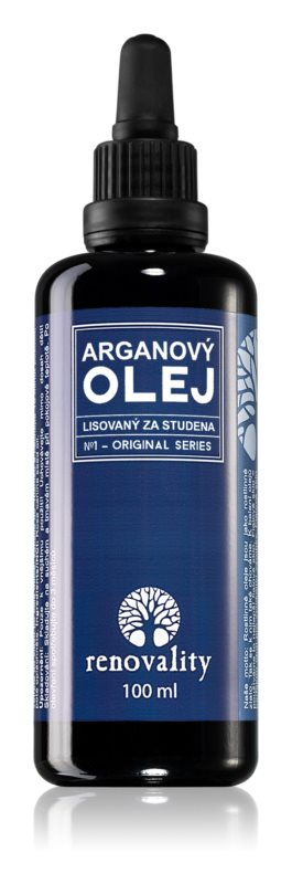Renovality Original Series Cold Pressed Argan Oil