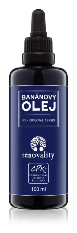 Renovality Original Series banánový olej