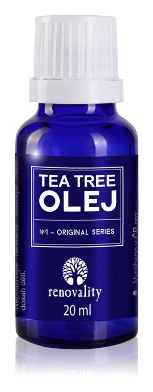 Renovality Original Series olejek z drzewa herbacianego