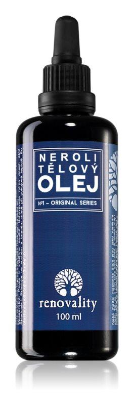 Renovality Original Series telový olej Neroli