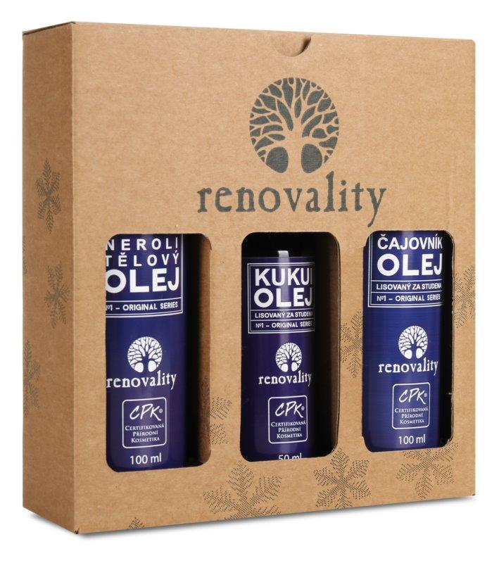 Renovality Original Series kit di cosmetici VII. (anti-age)