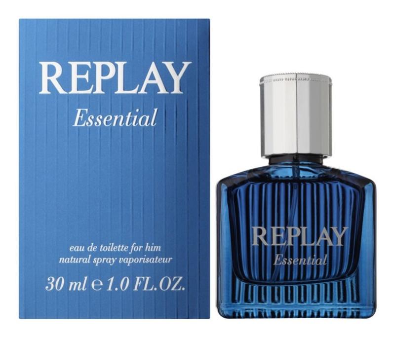 Replay Essential Eau de Toilette for Men 30 ml