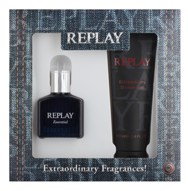 Replay Essential zestaw upominkowy II.