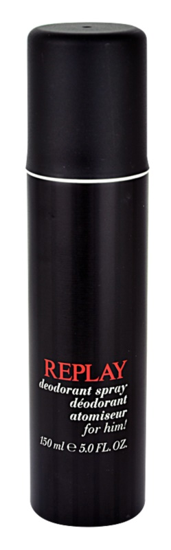 Replay for Him deospray pentru barbati 150 ml