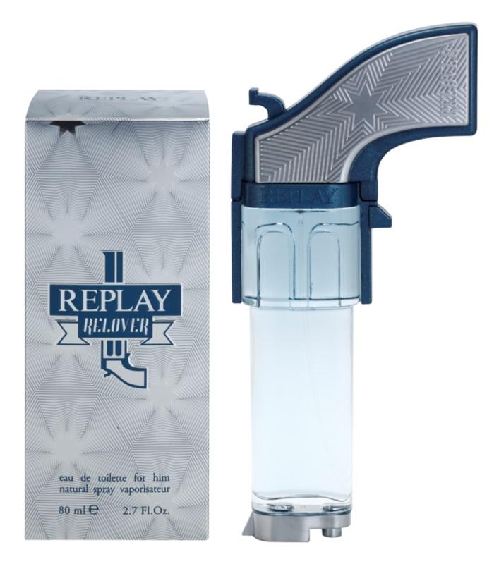 Replay Relover eau de toilette pentru barbati 80 ml