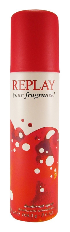 Replay Your Fragrance! For Her Deo Spray for Women 150 ml