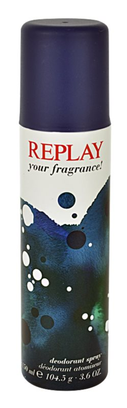 Replay Your Fragrance! For Him déo-spray pour homme 150 ml