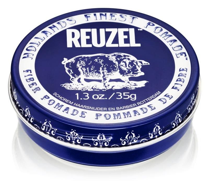 Reuzel Fiber помада для волосся