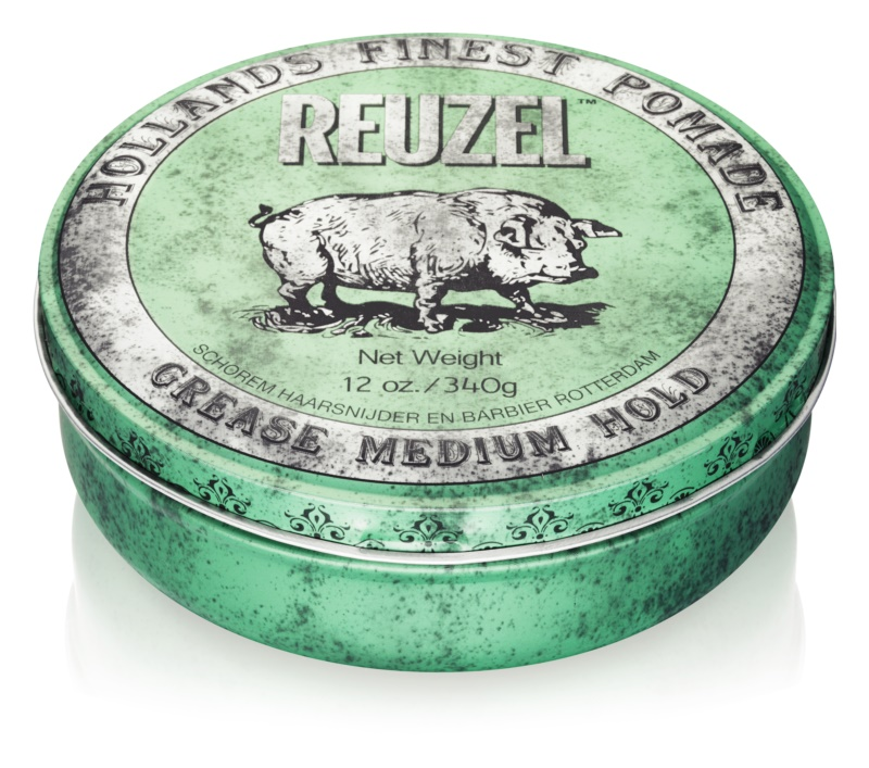 Reuzel Green pomada do włosów medium