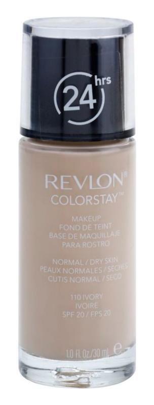 Revlon Cosmetics ColorStay™ dolgoobstojen tekoči puder SPF 20