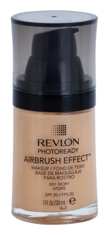 Revlon Cosmetics Photoready Airbrush Effect™ tekutý make-up SPF 20