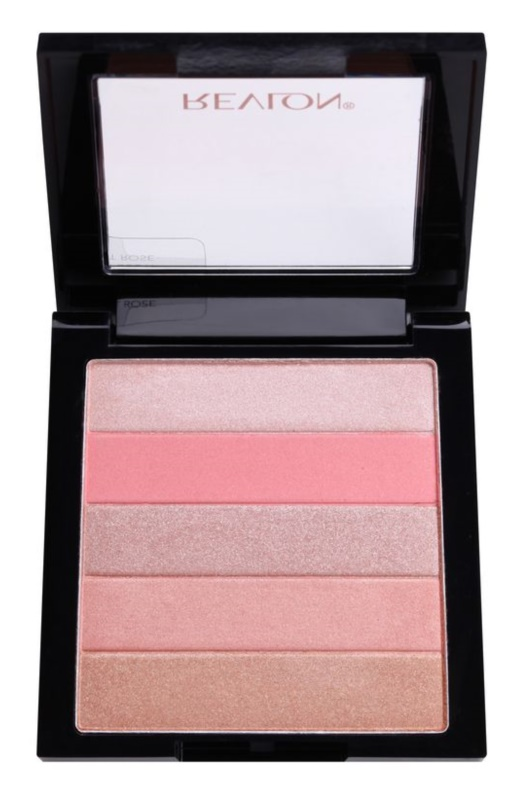 Revlon Cosmetics Sunkissed blush illuminateur
