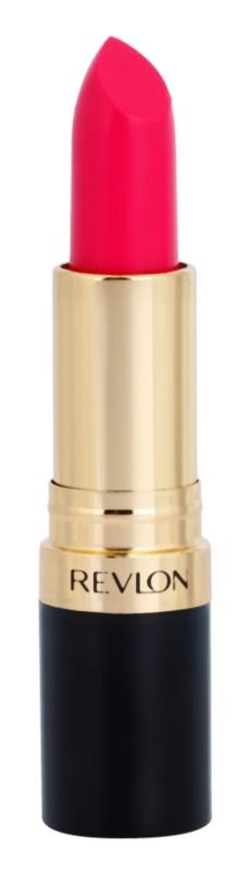 Revlon Cosmetics Super Lustrous™ rtěnka s matným efektem