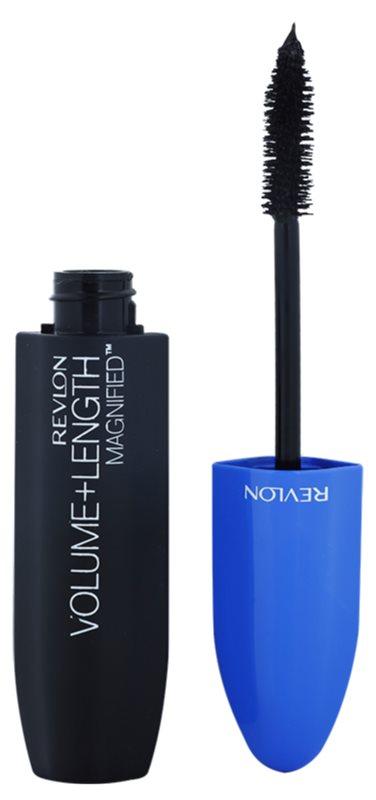 Revlon Cosmetics Volume + Length Magnified™ Volumen-Mascara für geschwungene Wimpern