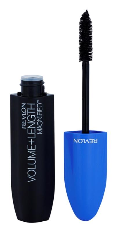 Revlon Cosmetics Volume + Length Magnified™ туш для об'єму та подовження вій водостійка