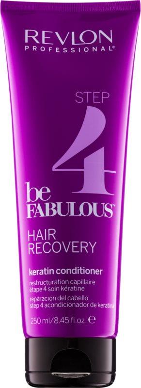 Revlon Professional Be Fabulous Hair Recovery posilující kondicionér s keratinem