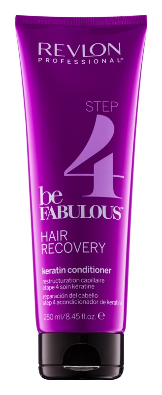Revlon Professional Be Fabulous Hair Recovery Versterkende Conditioner met Keratine