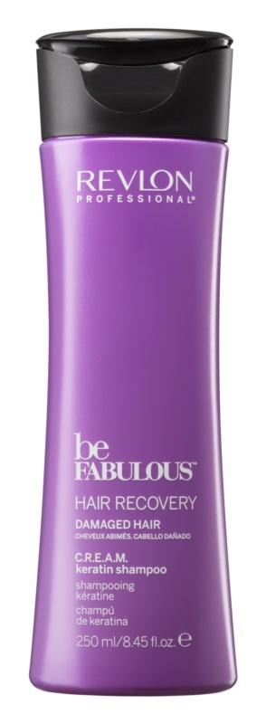 Revlon Professional Be Fabulous Hair Recovery kremasti šampon za zelo suhe lase