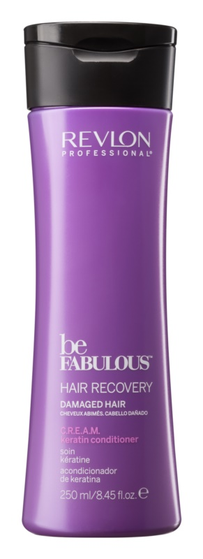 Revlon Professional Be Fabulous Hair Recovery Cream Conditioner for Very Dry Hair With Keratin