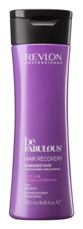 Revlon Professional Be Fabulous Hair Recovery krémový kondicionér pro velmi suché vlasy s keratinem
