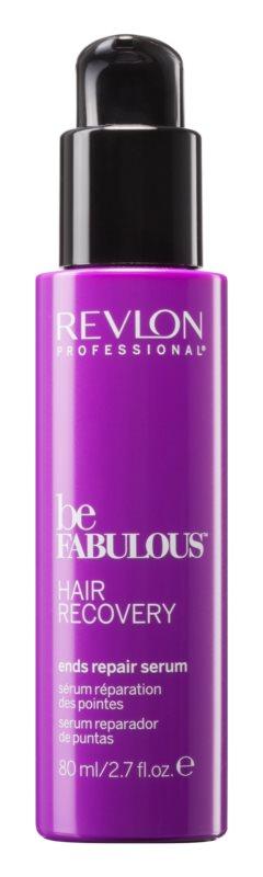 Revlon Professional Be Fabulous Hair Recovery sérum antiquebra de cabelo e reparação de pontas duplas