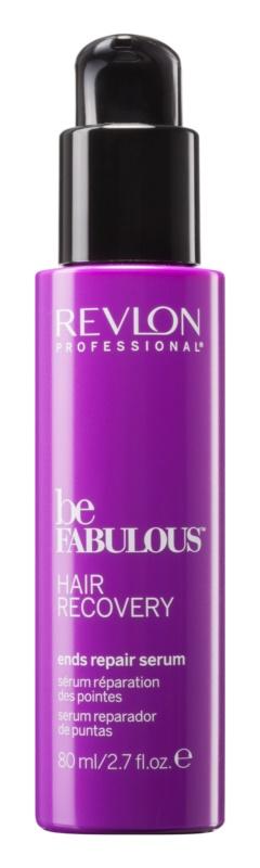 Revlon Professional Be Fabulous Hair Recovery сироватка проти ламкості волосся та посічених кінчиків