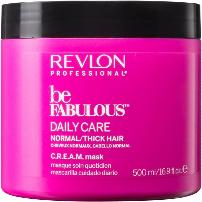 Revlon Professional Be Fabulous Daily Care регенерираща и хидратираща маска