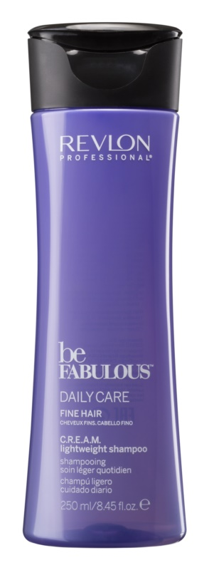 Revlon Professional Be Fabulous Daily Care Volume Shampoo voor fijn Haar