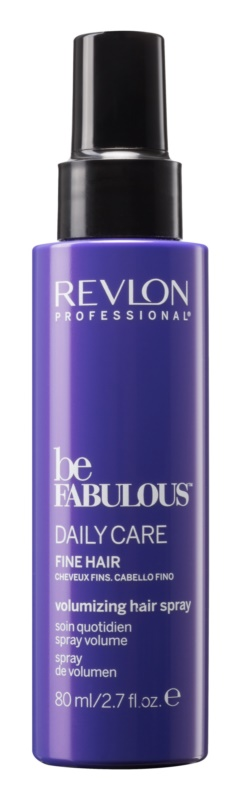 Revlon Professional Be Fabulous Daily Care pršilo za volumen tankih las