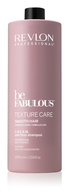 Revlon Professional Be Fabulous Texture Care šampon za glajenje las za neobvladljive lase